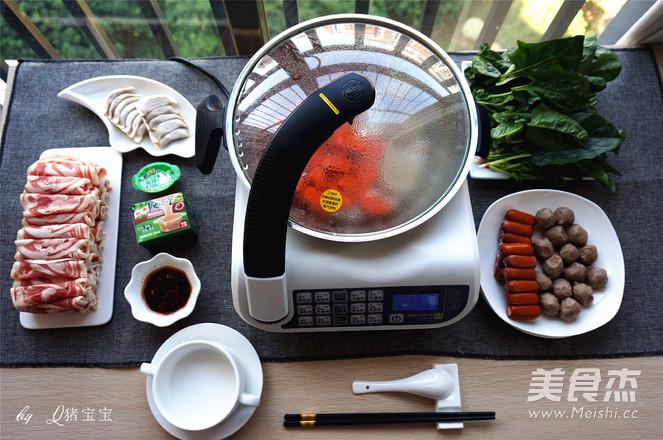 浓汤宝火锅怎么煮