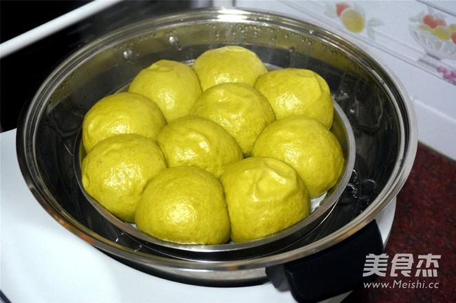 菠菜豆沙包怎样煮