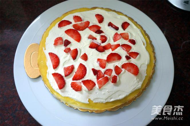 草莓千层蛋糕怎么煸