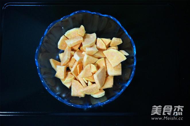 红薯大米糊的做法图解
