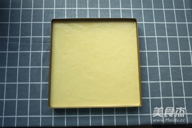 金枪鱼寿司蛋糕卷怎么做