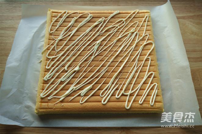 金枪鱼寿司蛋糕卷怎样做
