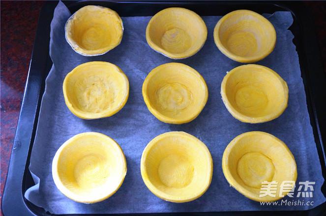 椰香葡挞的做法大全