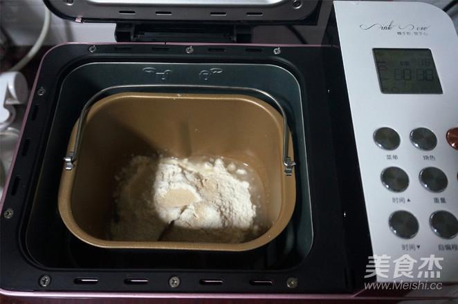 炼奶吐司,好拉丝的做法大全