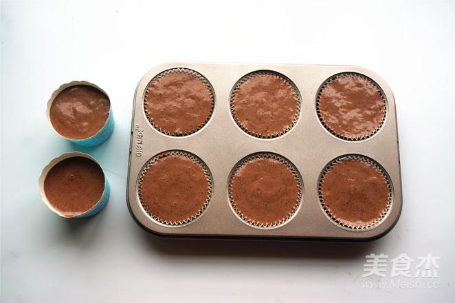 巧克力北海道戚风怎么煮