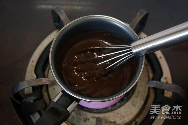 巧克力北海道戚风怎样炖