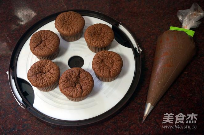 巧克力北海道戚风的做法大全