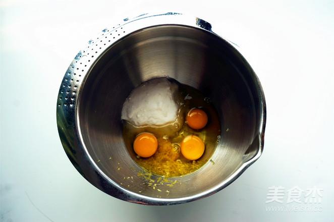 日式玛德琳贝壳蛋糕的做法图解