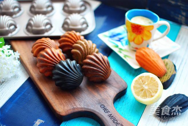 日式玛德琳贝壳蛋糕怎样做