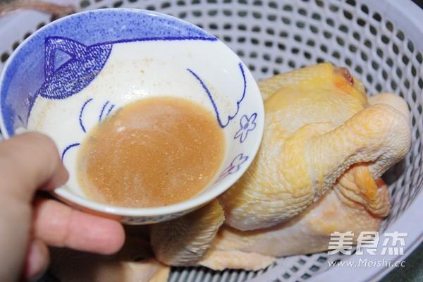 茶熏鸡的做法图解