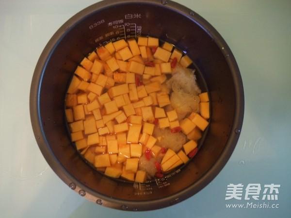 小米南瓜粥的简单做法