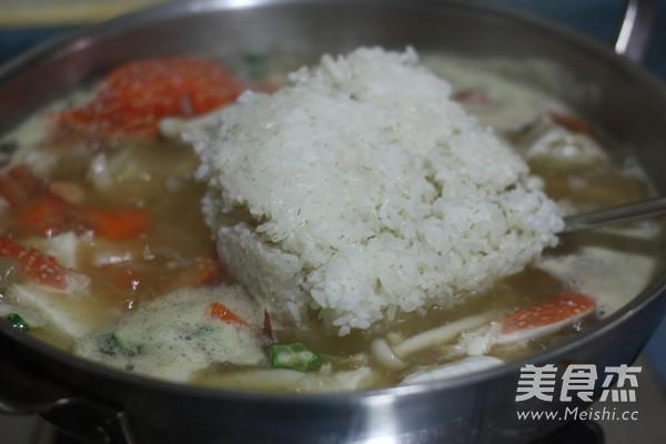 田园海鲜泡饭怎么煮