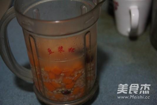 红薯红枣米糊怎么做