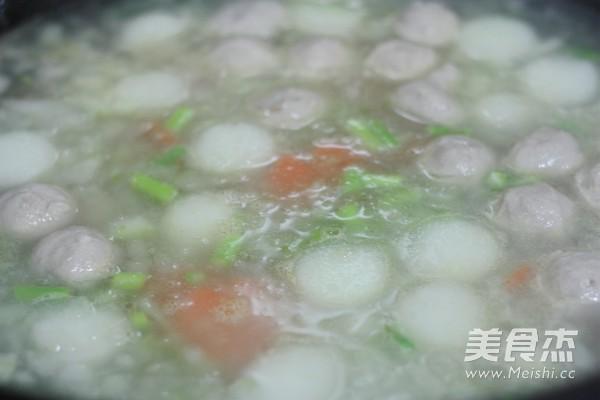 冬瓜丸子汤怎么做