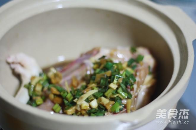 广东姜葱鸡怎么吃