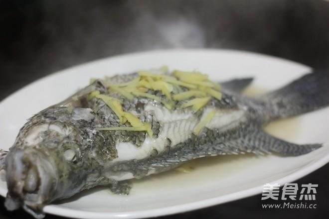 清蒸鱼的简单做法