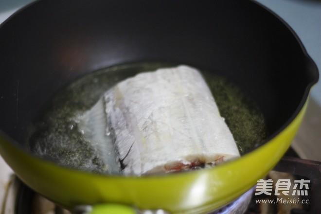 剁椒蒸带鱼的做法图解