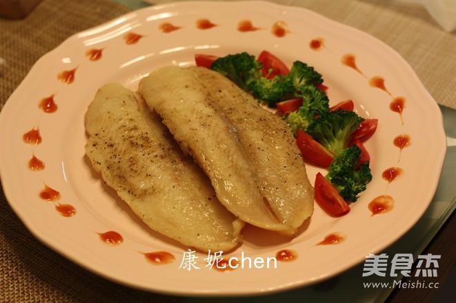 香煎龙利鱼怎么吃