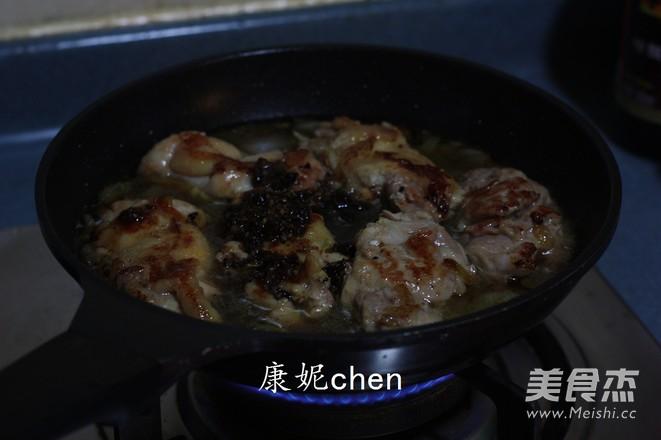 黑椒照烧鸡腿怎么煮