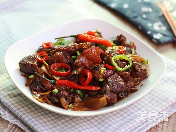 子姜焖鸭怎样煮