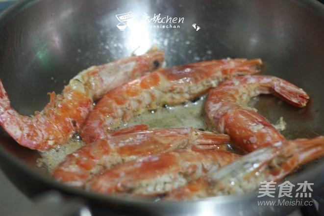 咖喱虾的做法图解