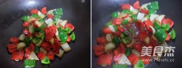 菠萝咕噜肉怎么做