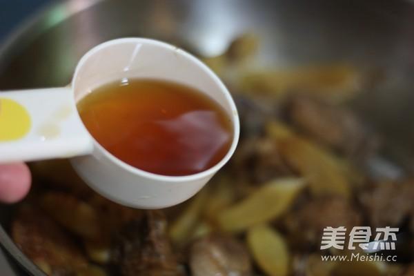 子姜焖鸭怎么煮