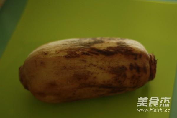 糯米酿莲藕的家常做法