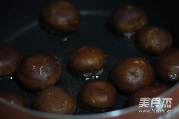 酿香菇的简单做法