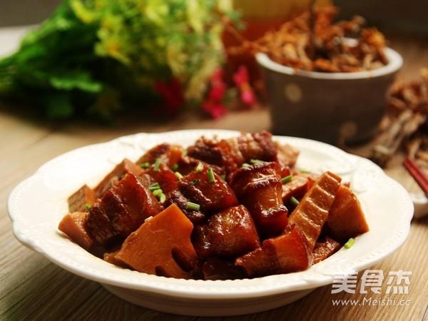 竹笋红烧肉怎样炒