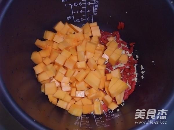 南瓜粥的家常做法