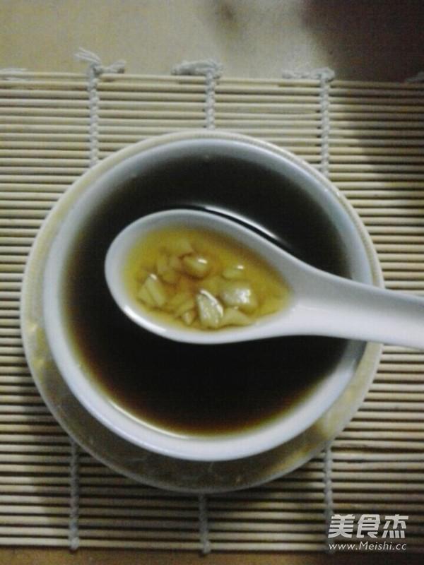 生姜红糖水成品图