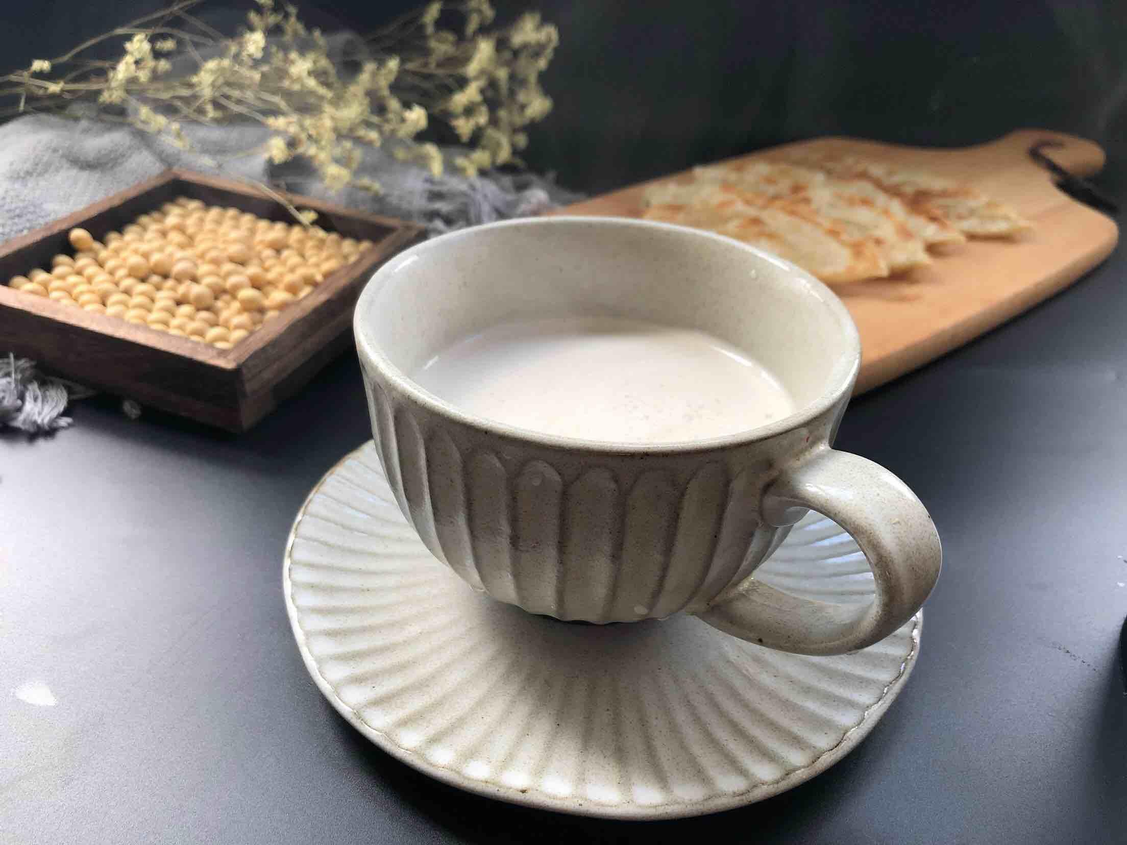 核桃燕麦豆浆怎么做