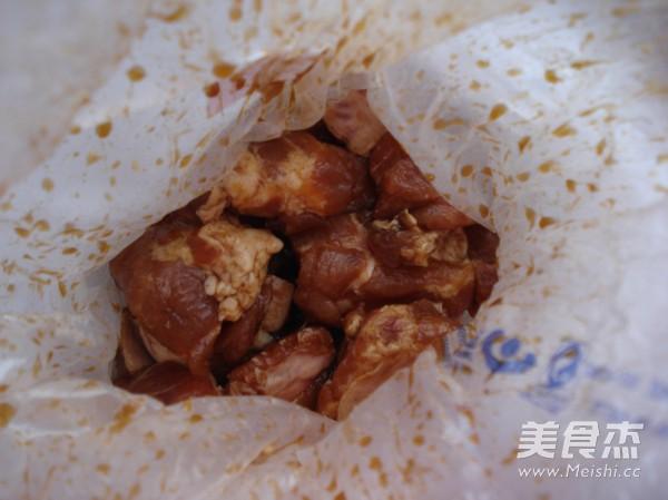 粽香糯米蒸排骨的做法图解
