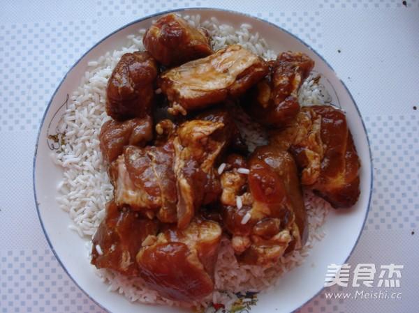 粽香糯米蒸排骨的简单做法