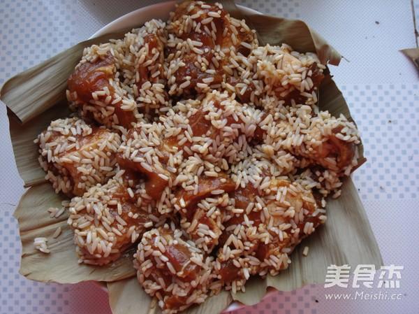 粽香糯米蒸排骨怎么炒