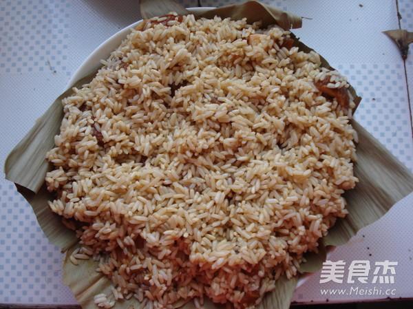 粽香糯米蒸排骨怎么煮