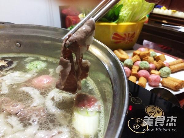 羊肉火锅怎样炖