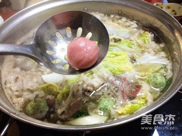 羊肉火锅的制作方法