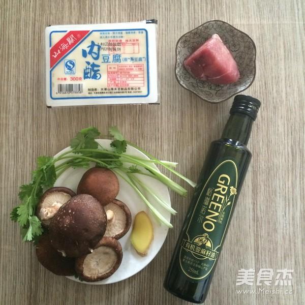 鲜香菇豆腐汤的做法大全