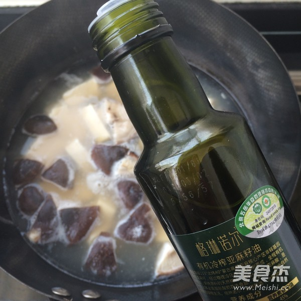 鲜香菇豆腐汤怎么炖