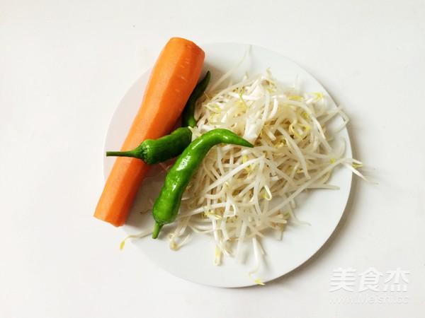 凉拌绿豆芽的做法大全