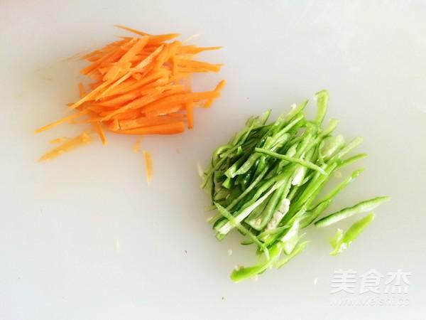 凉拌绿豆芽的简单做法