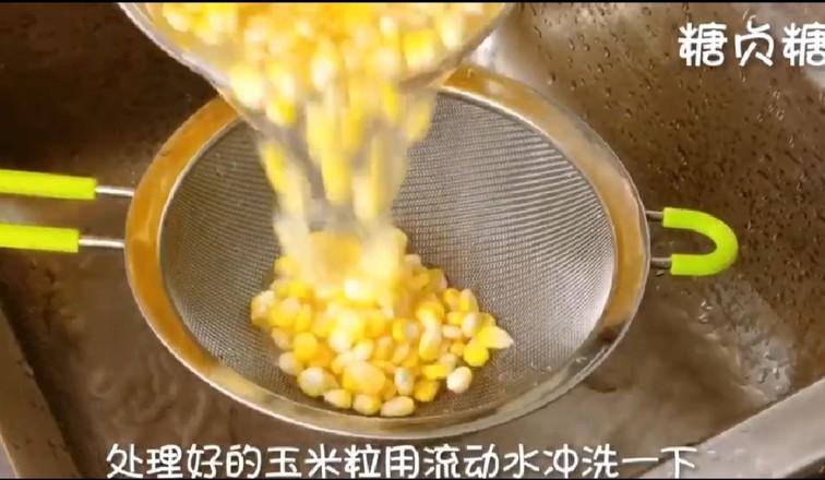 鲜榨玉米汁的做法图解