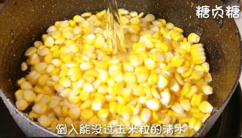 鲜榨玉米汁的简单做法