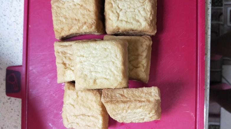 自制香辣臭豆腐的做法大全