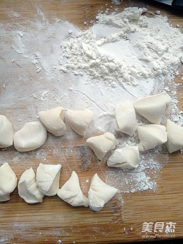猪肉白菜饺怎么做
