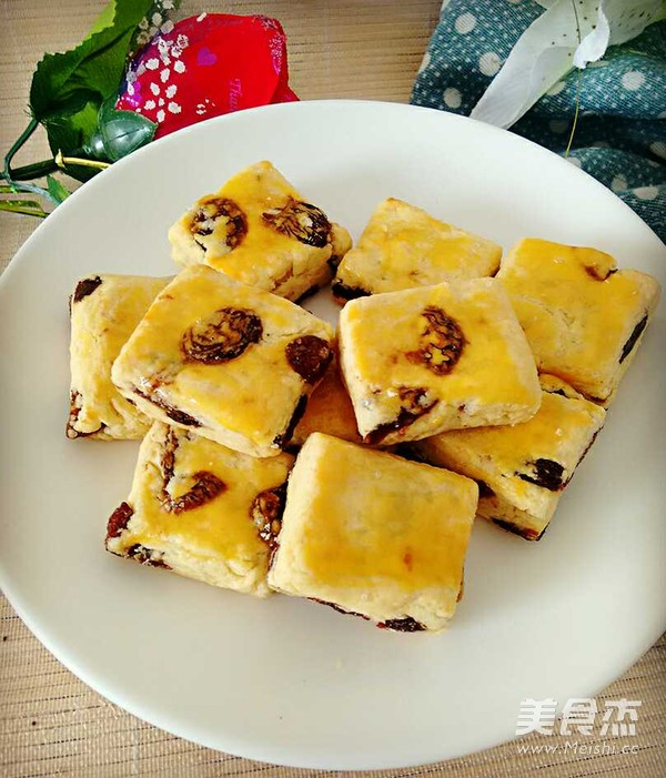 葡萄奶酥饼干怎么煮