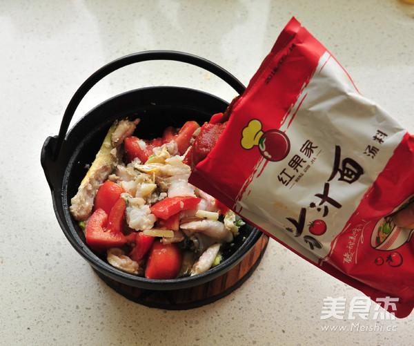 番茄鱼锅怎样炒