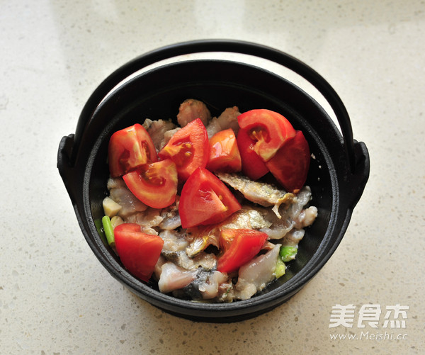 番茄鱼锅怎样做